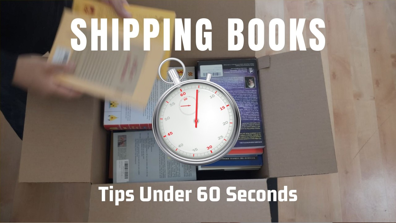 How to Pack Books In Home Depot Boxes Amazon FBA