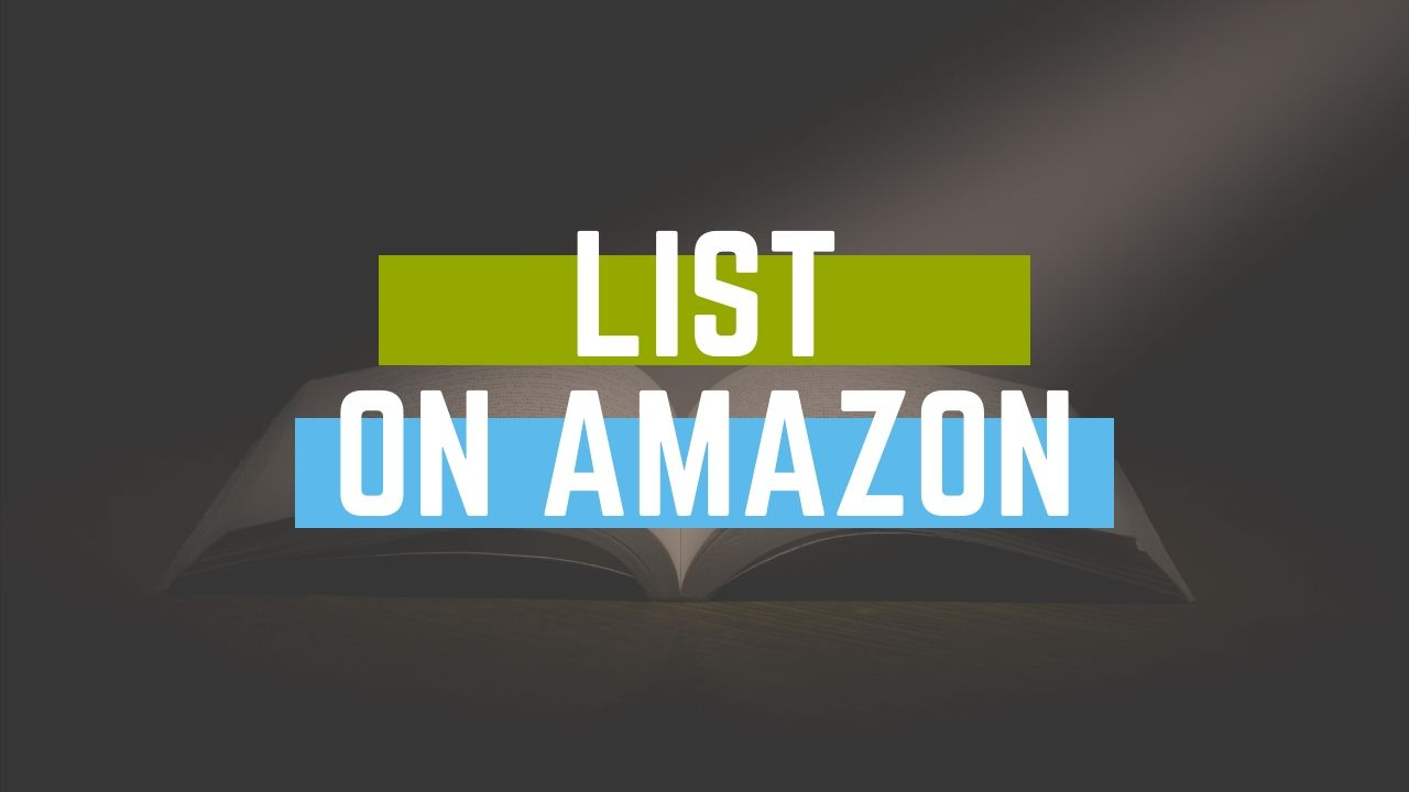 How to List Books on Amazon FBA
