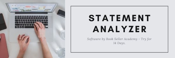 Statement Analyzer with Book Seller Academy